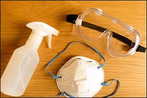 新型コロナウイルスに対する予防消毒業